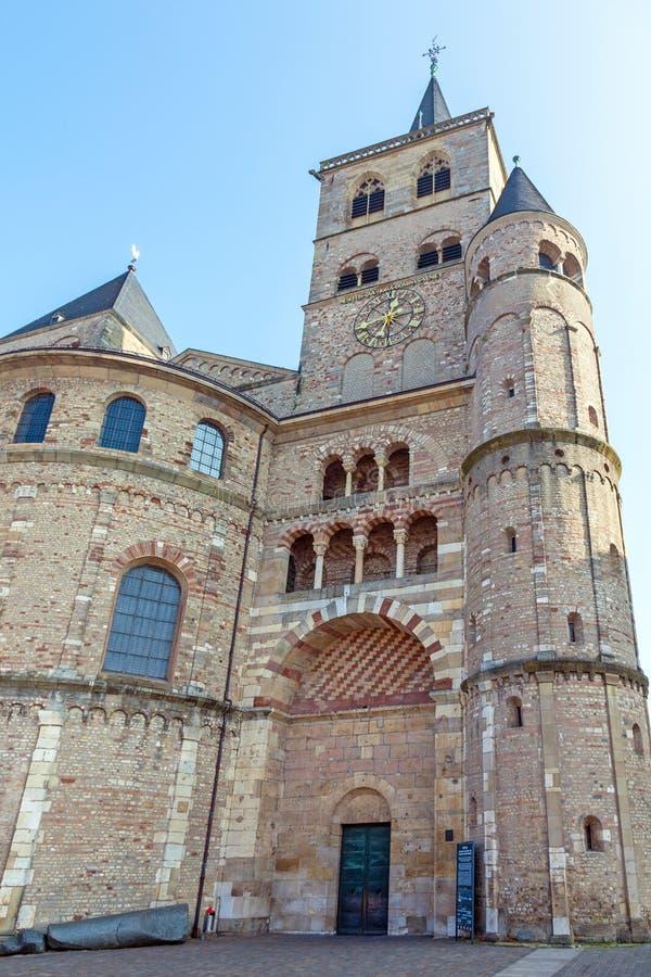 Catedral del Trier fotografía de archivo
