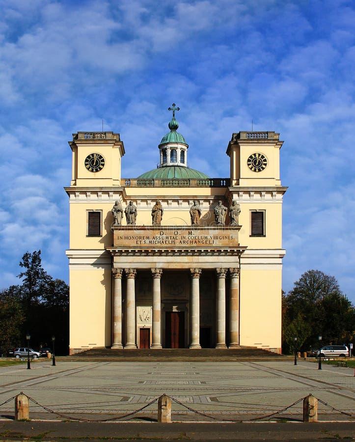 Catedral del VAC fotos de archivo