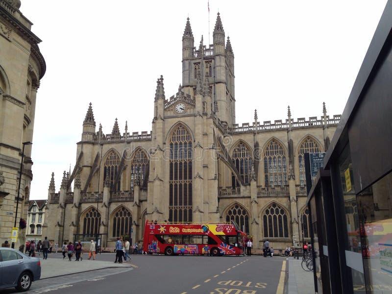Catedral do banho imagens de stock royalty free