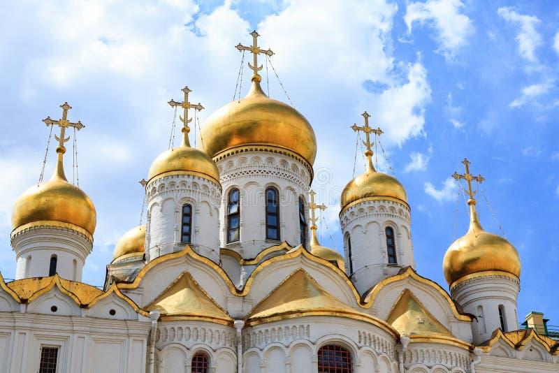 A catedral do Dormition foto de stock royalty free
