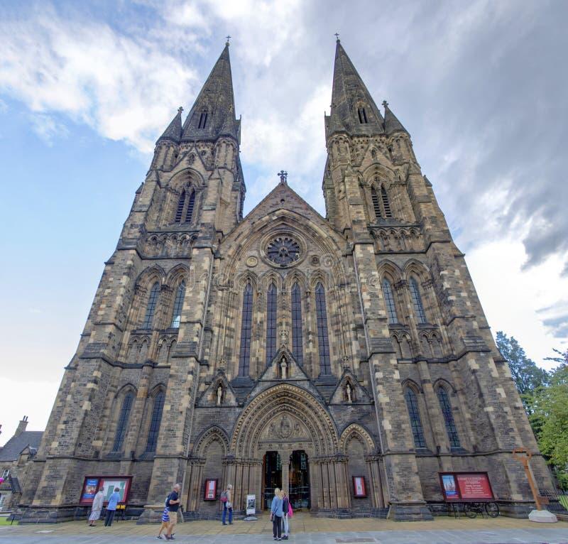 Catedral do ` s de St Mary foto de stock royalty free