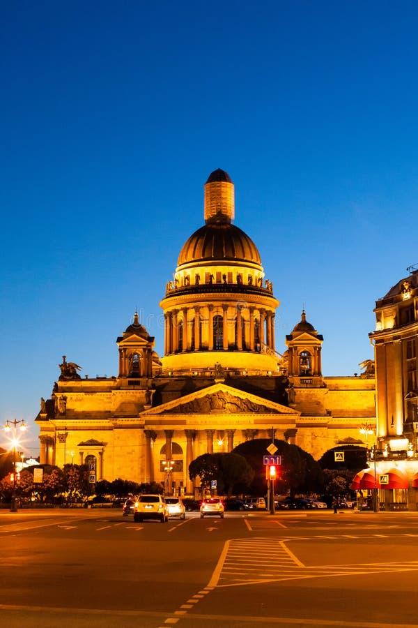 Catedral do ` s do St Isaac, St Petersburg imagem de stock royalty free