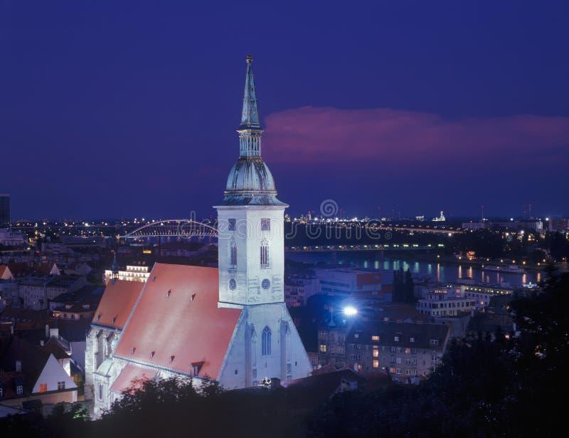 Catedral do St. Martin fotografia de stock