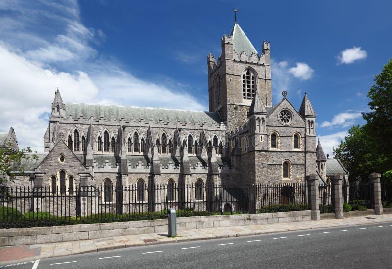 Catedral do St. Patrick em Dublin, Ireland imagens de stock royalty free