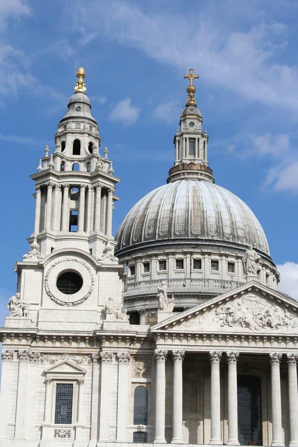Catedral do St Paul, Londres imagens de stock royalty free