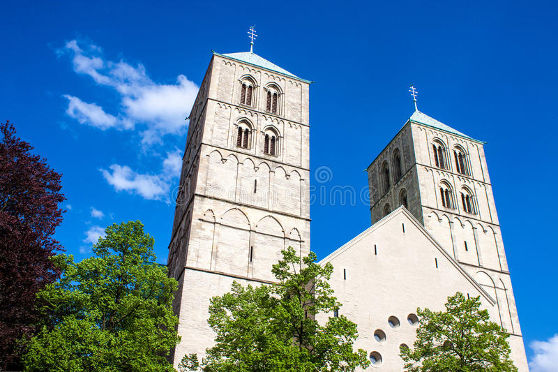 Catedral do St. Paulus imagem de stock royalty free