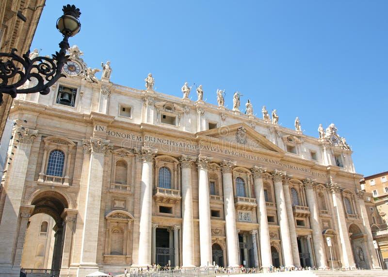 Catedral do St Peters fotografia de stock royalty free
