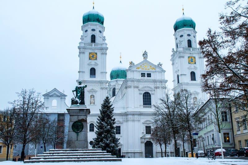Catedral do St Stephenfotos de stock