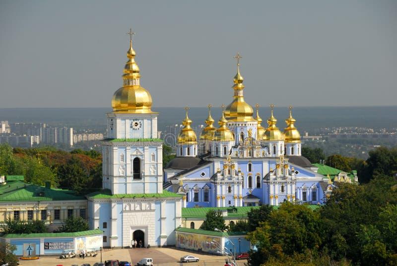 Catedral dos michaels do St imagens de stock