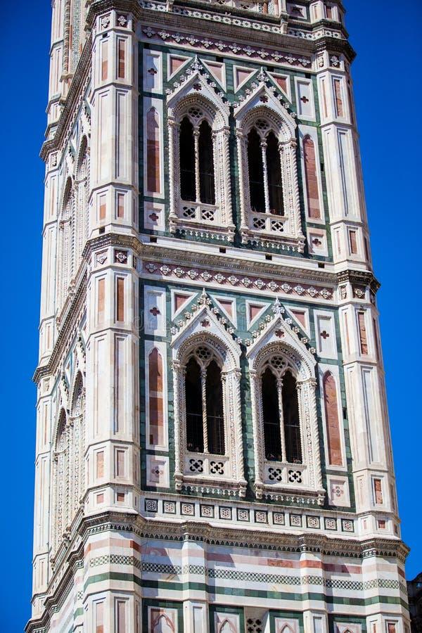 Catedral em Florença, Toscânia, Itália fotos de stock royalty free