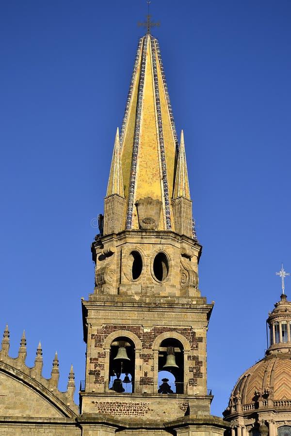 Catedral en Guadalajara, México foto de archivo libre de regalías