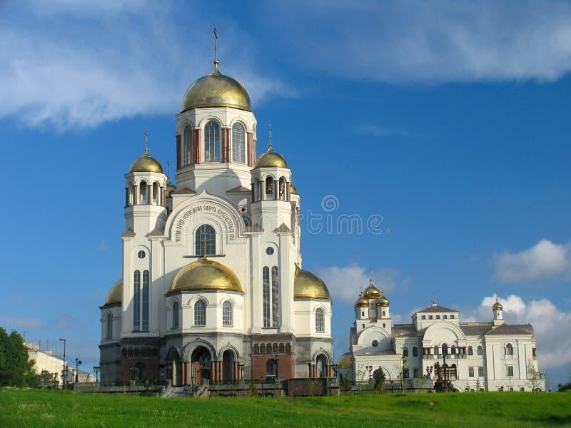 Catedral en los nombres de todos los santos fotografía de archivo libre de regalías