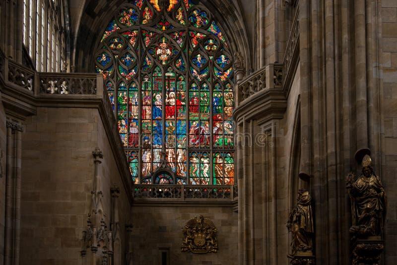 Catedral famosa foto de archivo