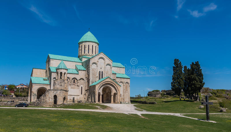 Catedral II de Bagrati imágenes de archivo libres de regalías