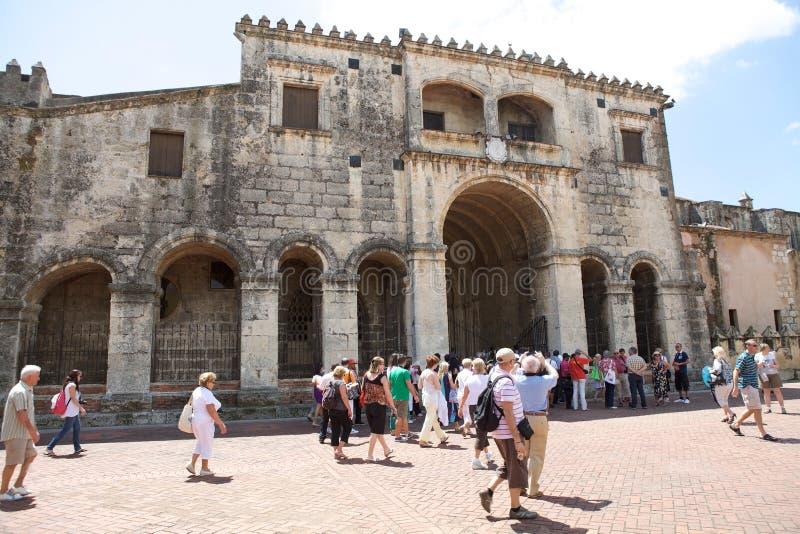 catedral la fördärvar menoren santa arkivfoton