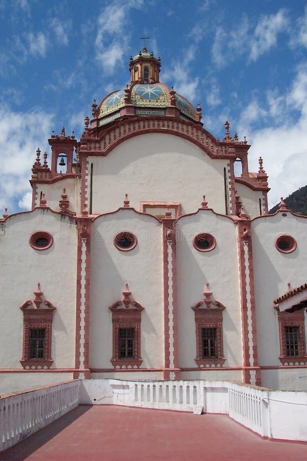 Catedral Los Angeles Fotografia Stock