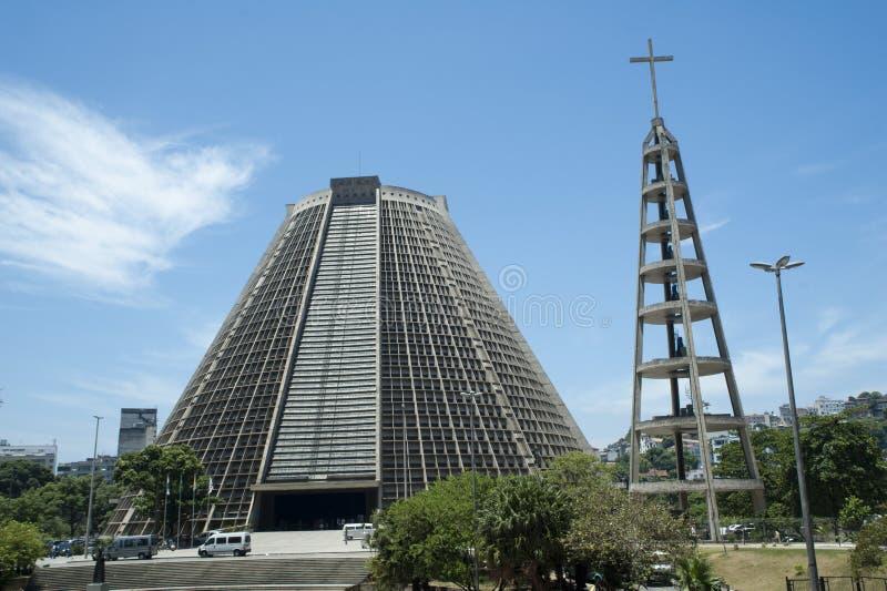 Catedral metropolitana fotos de archivo