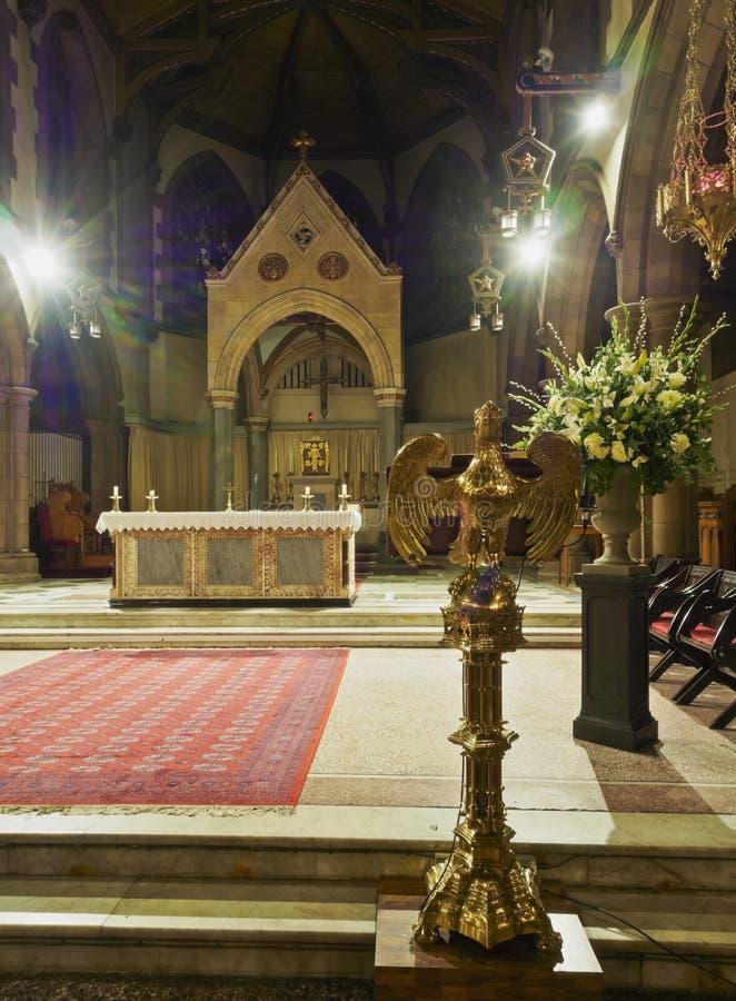 Catedral metropolitana del ` s de St Mary en Edimburgo foto de archivo