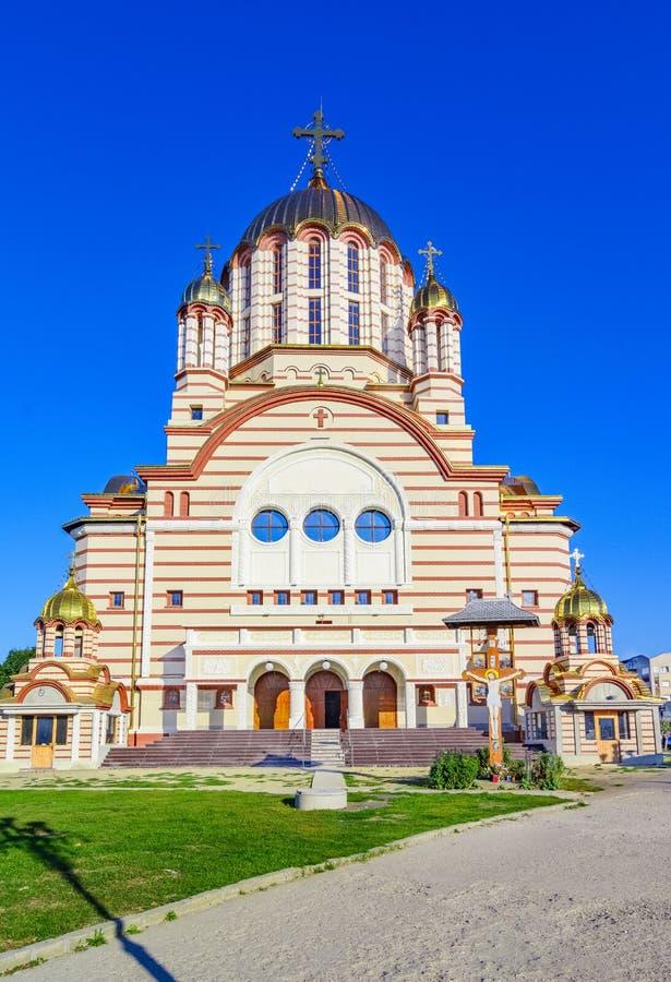 Download Catedral Ortodoxa De Fagaras, Condado De Brasov, Rumania Imagen de archivo - Imagen de rumania, destinación: 100535151
