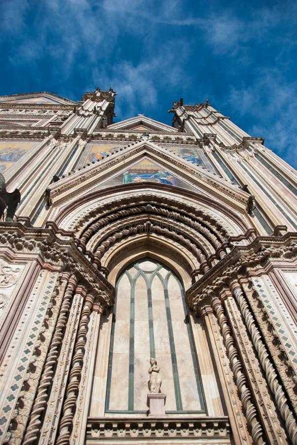 Catedral próxima fotos de stock royalty free