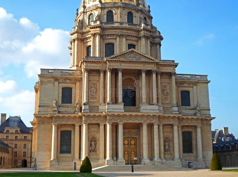 catedral Saint-Louis-DES-Invalides fotos de stock royalty free