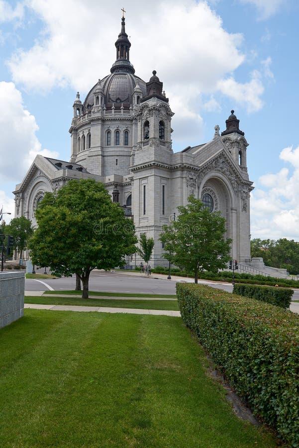 Catedral San Pablo imagenes de archivo