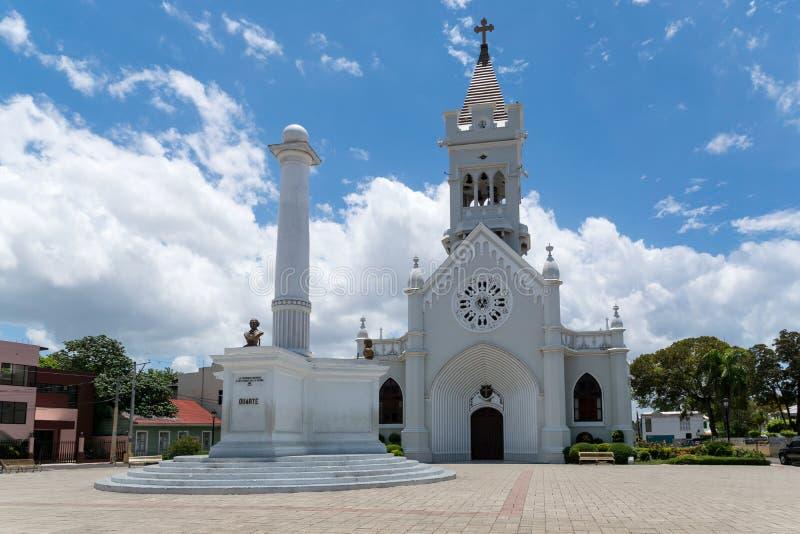Catedral San Pedro de Macoris - San Pedro Apostol royalty-vrije stock foto's