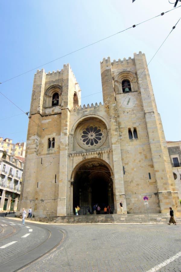 catedral SE στοκ εικόνες με δικαίωμα ελεύθερης χρήσης