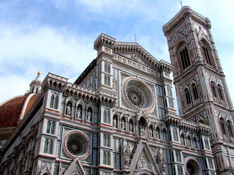 Catedral St Maria del Fiore imagen de archivo