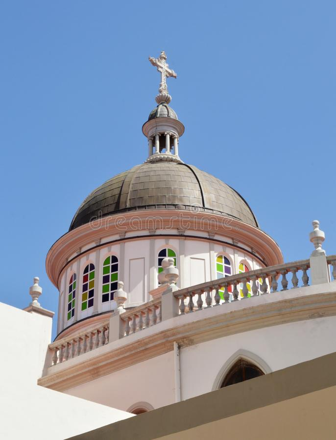 Catedral Tenerife fotos de archivo libres de regalías
