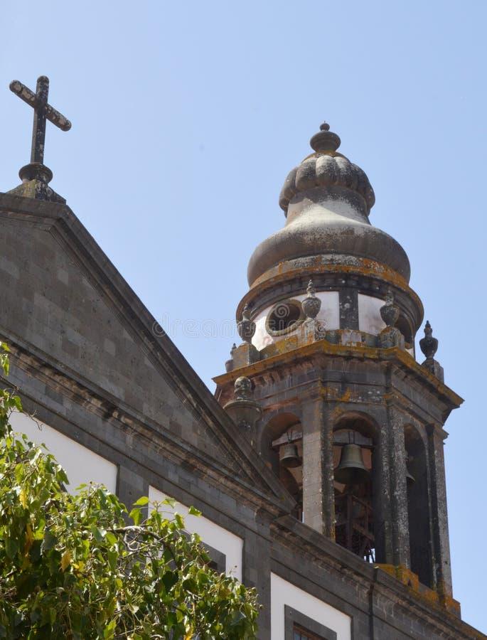 Catedral Tenerife imagen de archivo libre de regalías