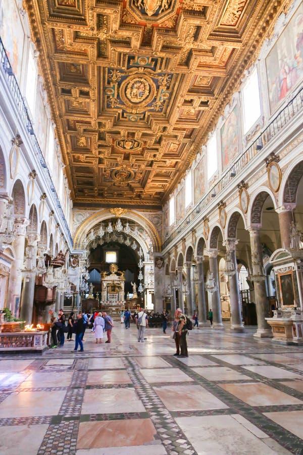 Catedral - Vaticano, Italia imagen de archivo libre de regalías