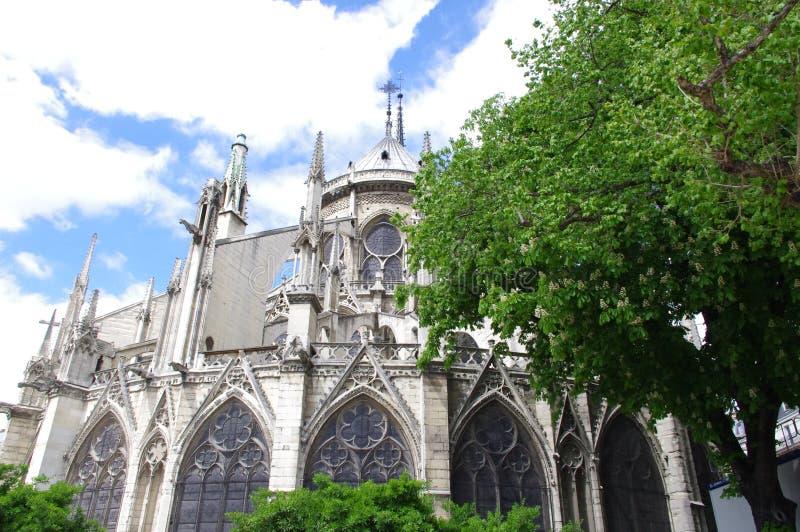 Catedral vieja fotografía de archivo