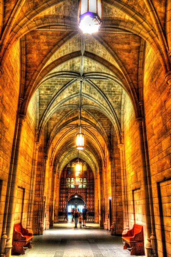 Catedrales y aprendizaje imagenes de archivo