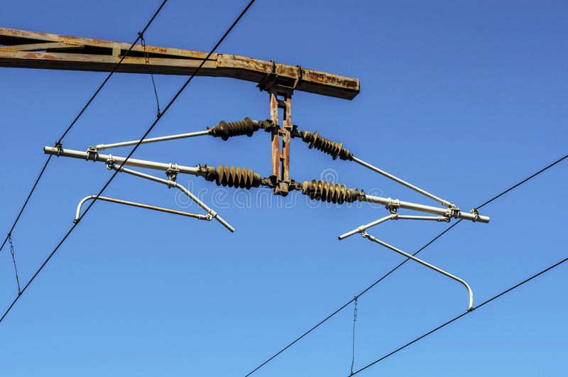 Catenary System stock images