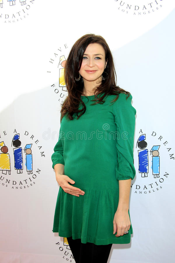 Caterina Scorsone Editorial Photo