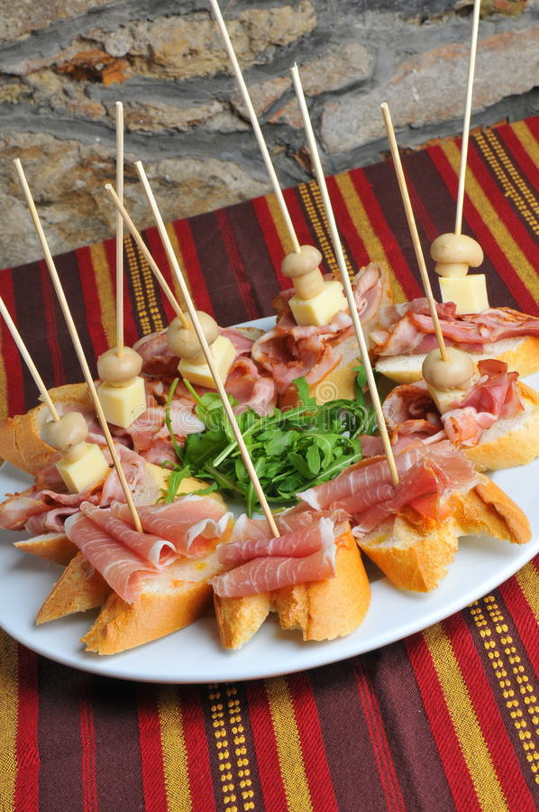 Catering stock foto