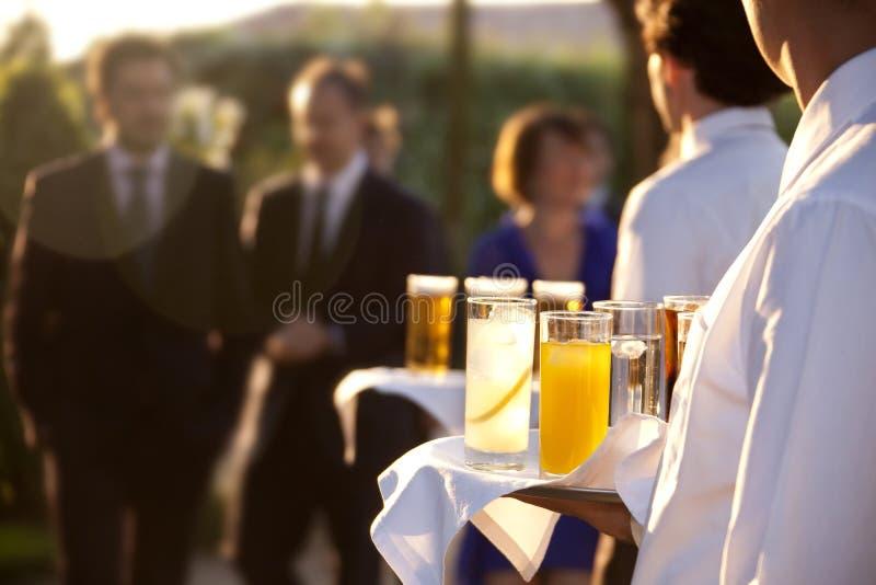 Catering zdjęcia royalty free