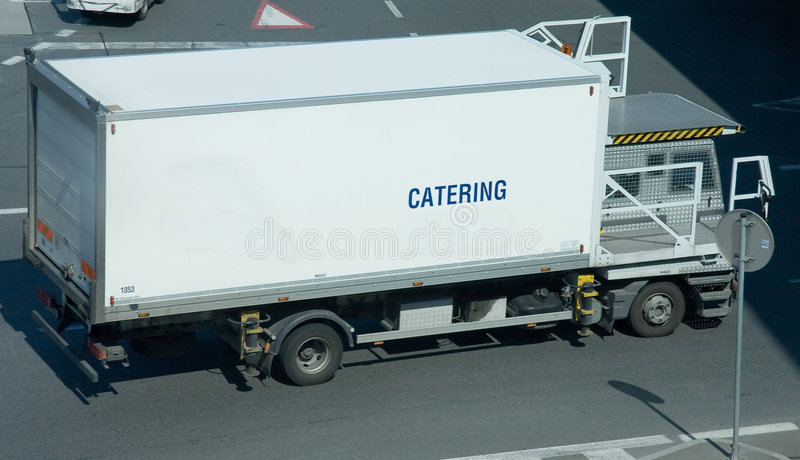 Catering stock foto's