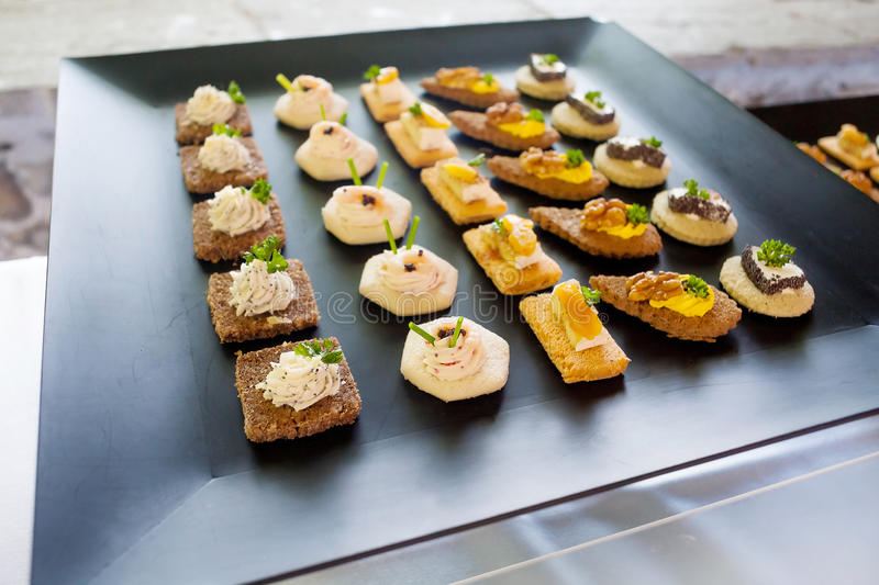 catering food stock photo