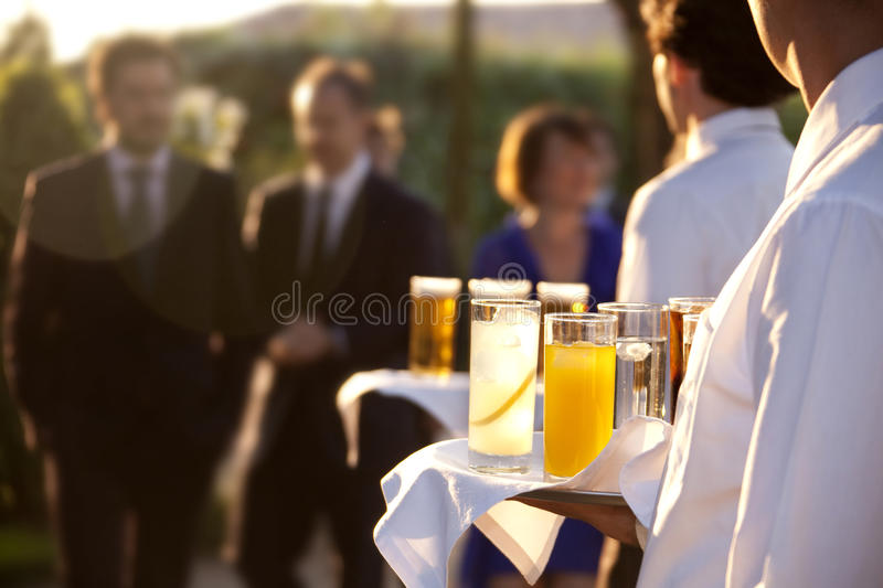 Catering royalty free stock photos