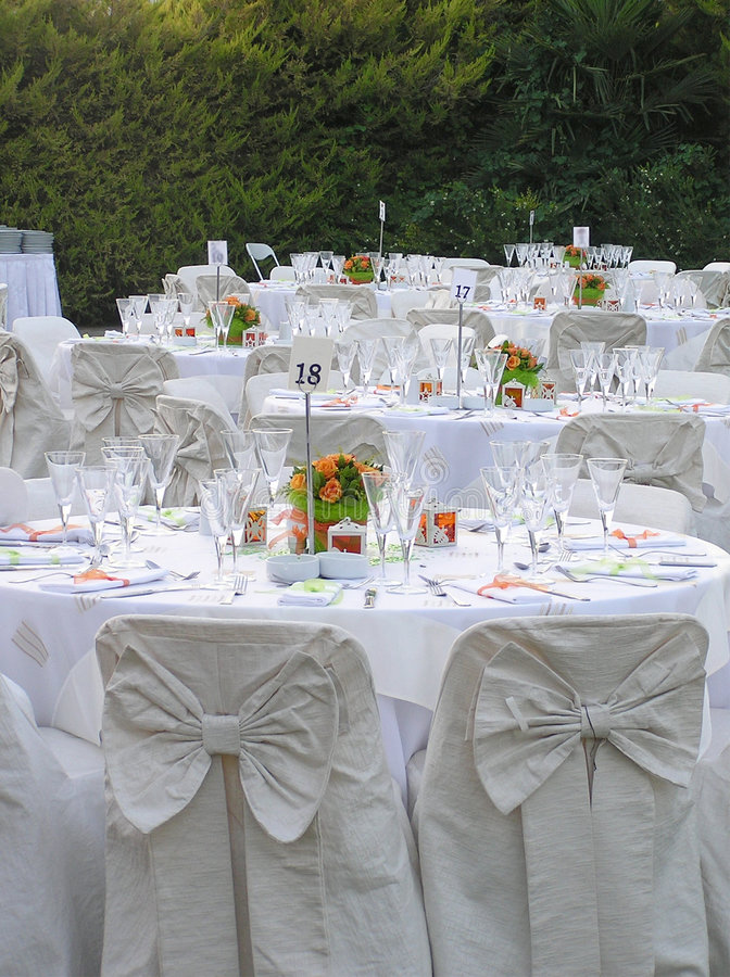 Free Catering Reception Setup Stock Photos - 1975213