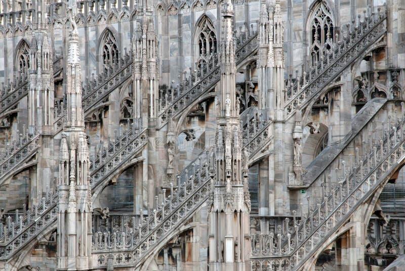 Favoloso Cathédrale De Milan (dôme, Duomo) Photo stock - Image: 23922022 OJ26