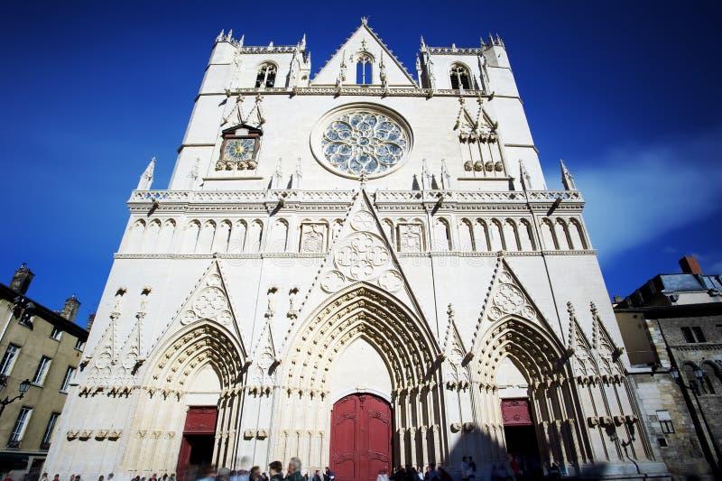 Cathédrale célèbre de Jean de saint image stock