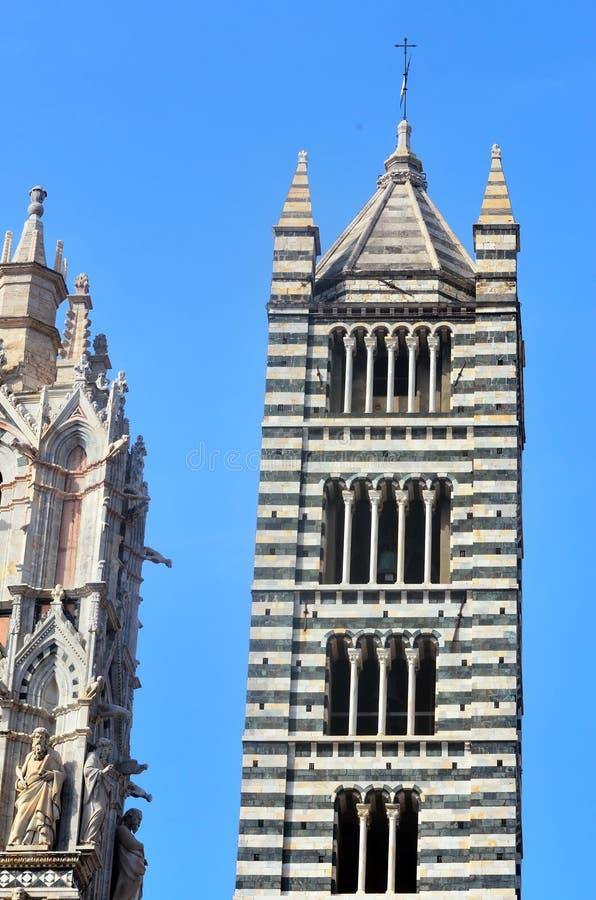 Cathédrale d'assunta de dell de Santa Maria photos libres de droits