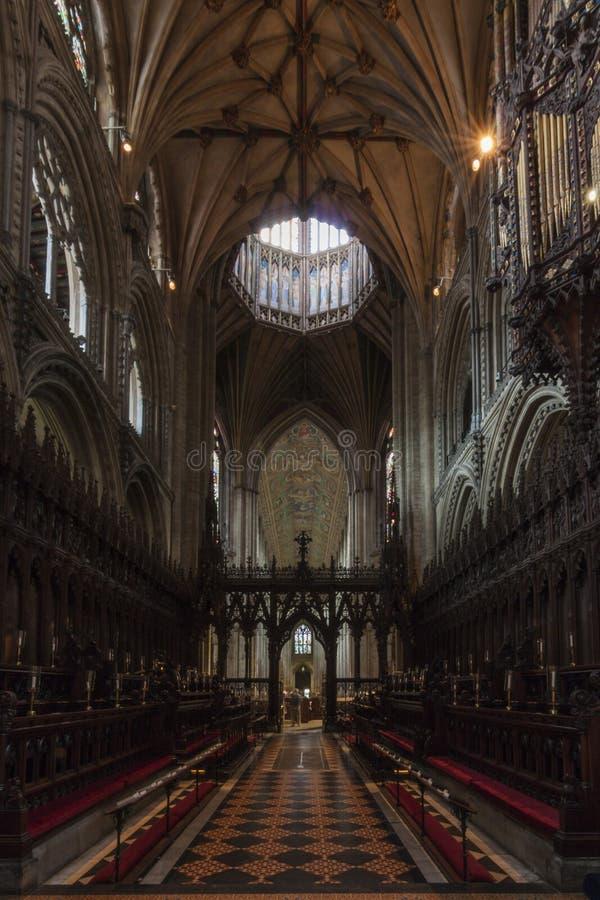 Cathédrale d'Ely photo libre de droits