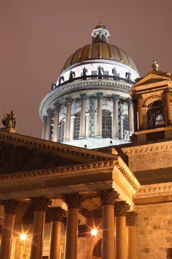 Cathédrale d'Isakievskij photo libre de droits