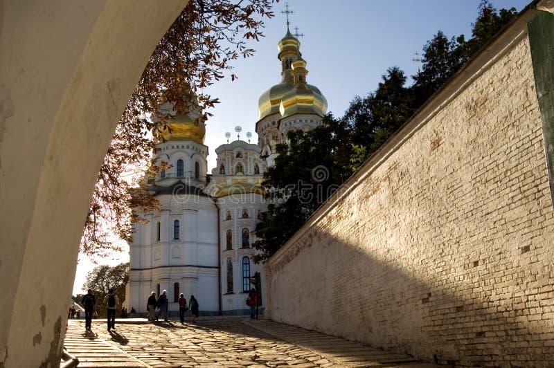 Cathédrale d'Uspensky images stock