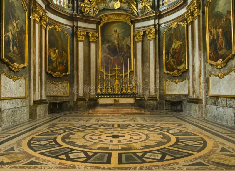 Cathédrale de Besançon, France photos libres de droits