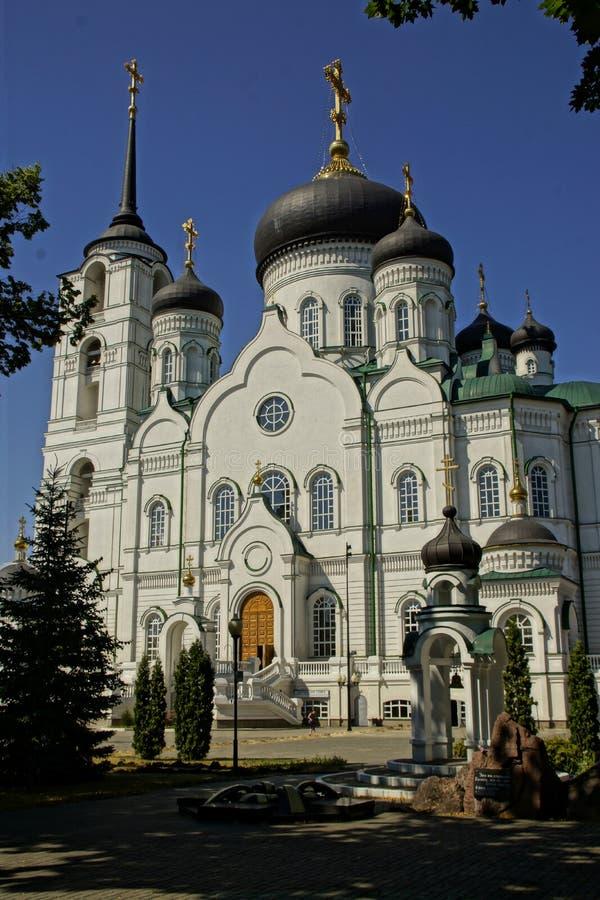 Cathédrale de Blagoveshchensky image libre de droits